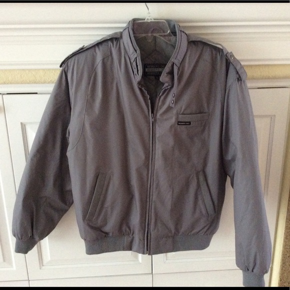 Vintage Other - Members Only insulated  jacket size M Long NWOT